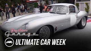 Jay Leno's Garage: The Ultimate Car Week - Jay Leno's Garage