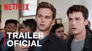 13 Reasons Why: Temporada Final   Trailer oficial   Netflix