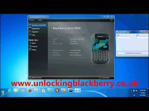 How to Read MEP Code New Blackberry OS7