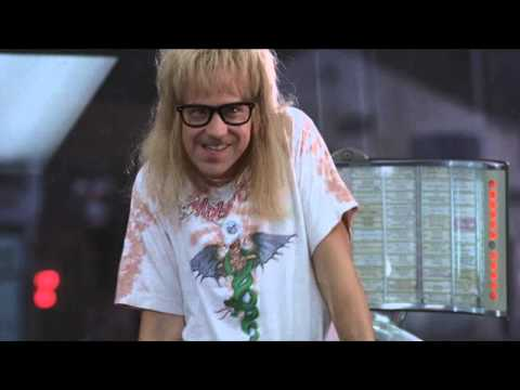 Wayne's World - Garth Foxy Lady