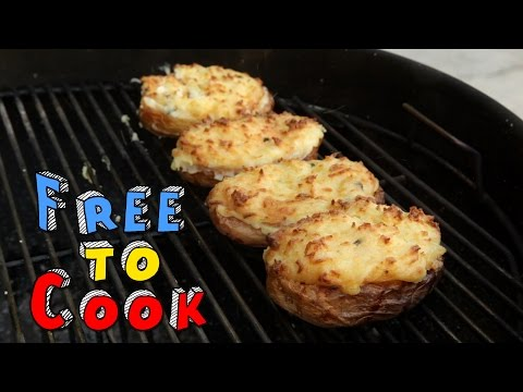 How to Cook Twice Baked Potatoes