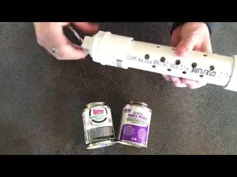 $3.00 DIY Chum Tube