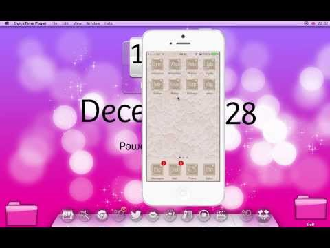 How To Change Icons with Ios7 Jailbreak: iPhone 5 and Lower