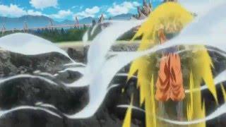 Super Saiyan Goku vs Beerus (FLOW - Hero)