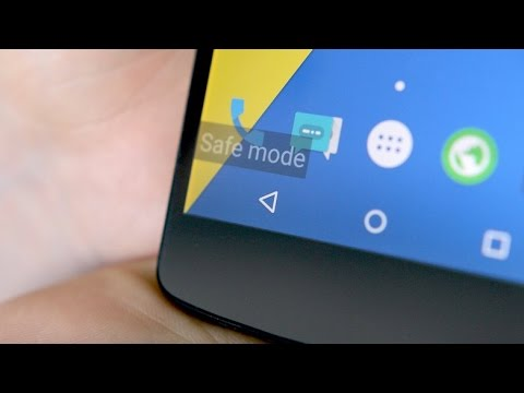 Safe Mode on Android - How to boot into safe mode