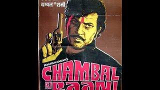chambal ki rani 1979 amjad khan+dara singh+mahendra sadhu+bindu