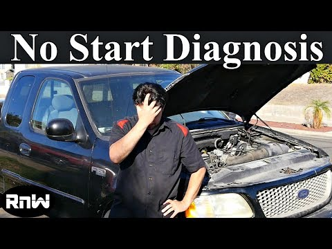 Quick No Start Diagnosis Guide