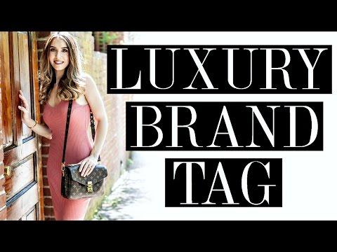 LUXURY BRAND STORY TAG | LOUIS VUITTON | Shea Whitney