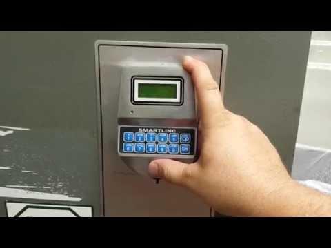 La Gard / Smartlink safe combination change