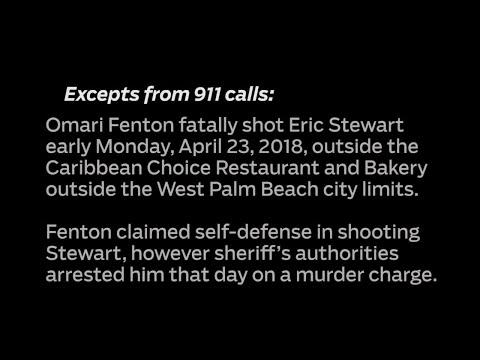 911 audio: Fatal shooting outside Caribbean Choice Restaurant