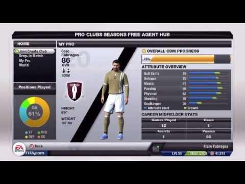 FINALLY BACK + RECRUITING FIFA 13 PRO CLUB PLAYERS [XBOX360]