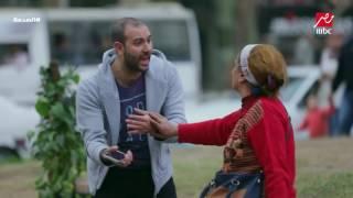رجل يعتدي على أم وطفلها في الشارع! شوف رد فعل المصريين عليه!  #الصدمة #رمضان_يجمعنا
