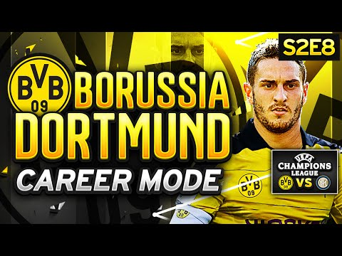 FIFA 16 Dortmund Career Mode - CHAMPIONS LEAGUE!! BEST PERFORMANCE! - S2E8
