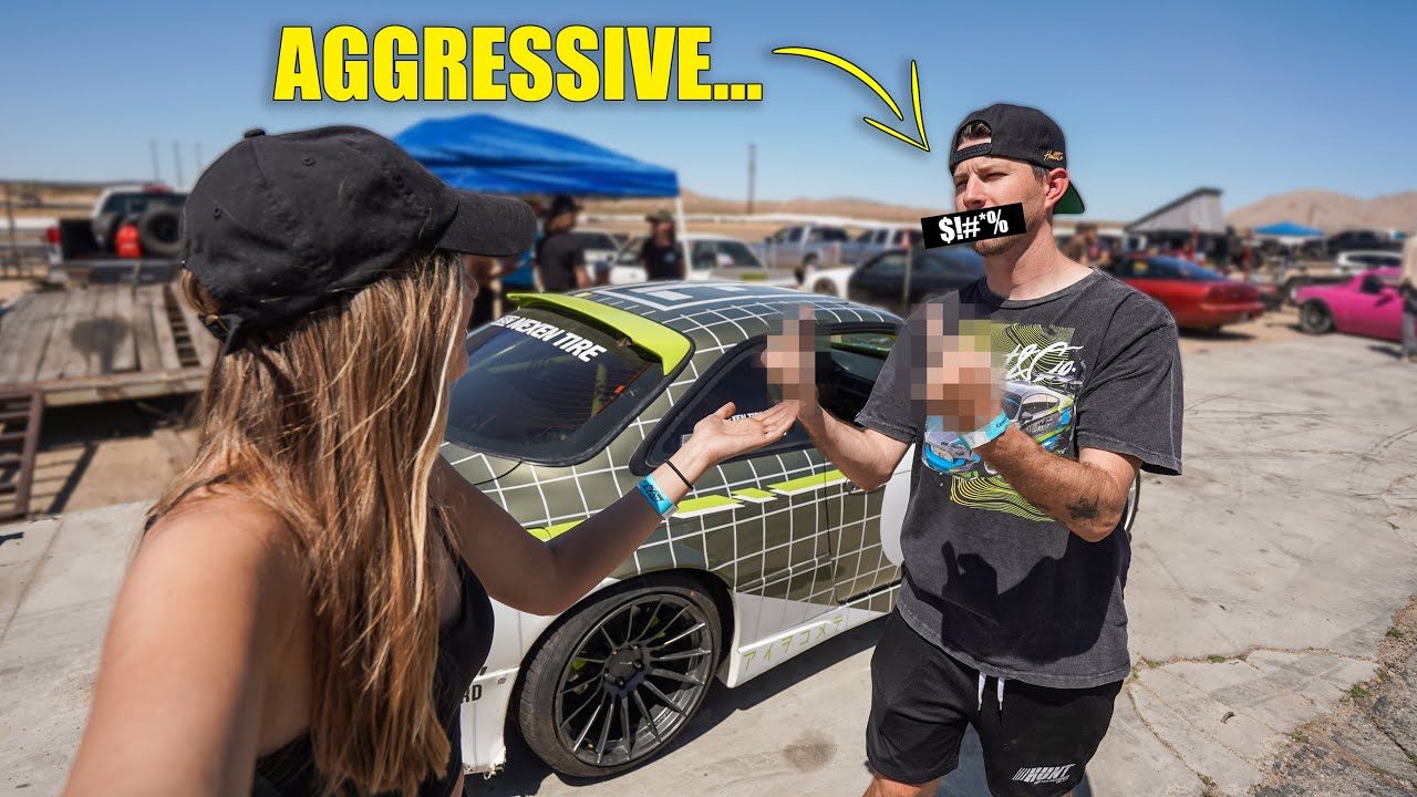 TJ Hunt Got in my Face... Publicly Calls Out My World Record C8 Corvette...
