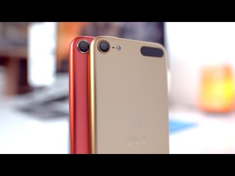 iPod Touch 5th vs 6th Generation Review!