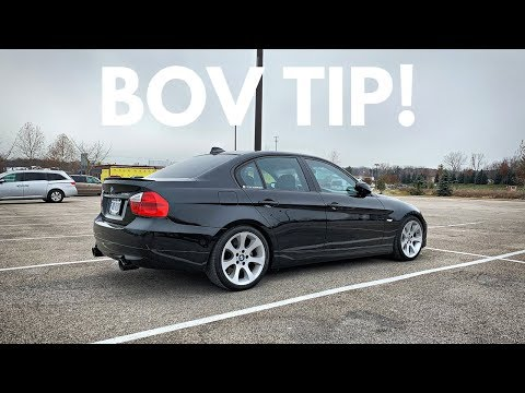 DO NOT Add a BOV On Your BMW Until You Watch This!!