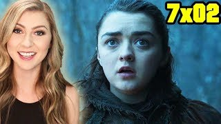 GAME OF THRONES 7x02 RECAP & REVIEW -