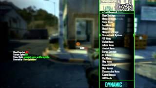 PS3/BO2/1 19] Mod Menu Predator v6 6 GSC + DOWNLOAD !