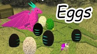 A Baby Is Born - Dragon Eggs & Horse Heart Let