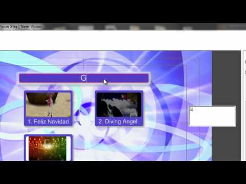 Nero 10 Tutorial Nero Vision Customize the way your DVD Video Plays from Menu