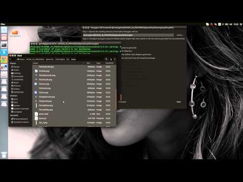 HOW TO : Run Doxygen from QtCreator