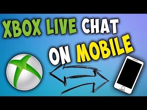 How To Use Xbox Live Party Chat From Your Mobile Device! (EASY)