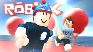 Roblox Adventures / DanTDM Wipeout Obby / Racing TheDiamondMinecart!