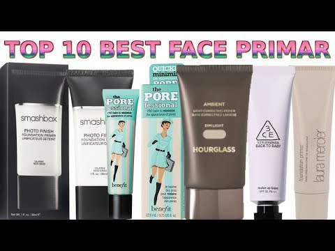 Top 10 Best Face Primers For Oily, Mature & Combination Skin