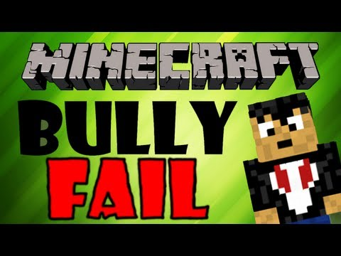 Minecraft - How to get back at a Bully