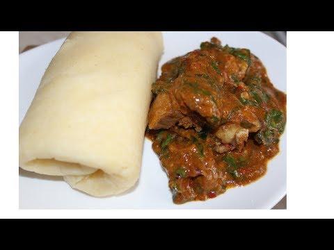 OGBONO SOUP RECIPE   NIGERIAN FOOD  precious chukwu