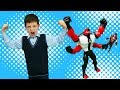 Download BEN 10 Toys - Силач против Хекса. Игрушки для мальчиков MP3,3GP,MP4