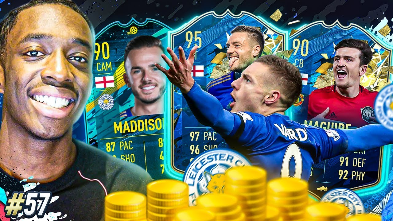 LEICESTER CITY FC PAST AND PRESENT VS THE WEEKEND LEAGUE! MMT #57