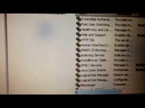 How to fix Windows XP sound problem.