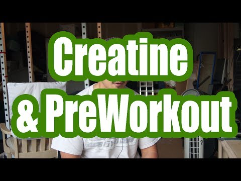 Creatine and Preworkout Supplements Questions for Sean