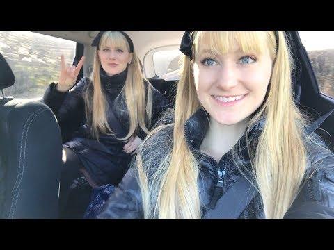 Stonehenge, Concerts + Airport Security! UK Tour Vlog (Part 3) Harp Twins