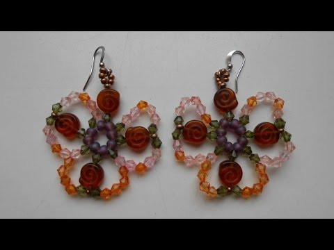 How To Created Summer Inspired Beaded Earrings - DIY Crafts Tutorial - Guidecentral