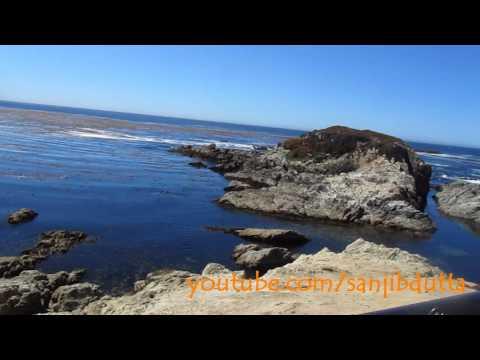 Scenic 17-Mile Drive, Pebble Beach, California