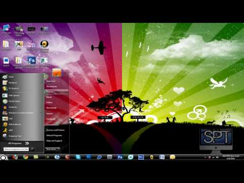 How To Install Folder Backgrounds For Windows 7 and Vista! *Original Tutorial*