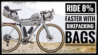 The Fascinating Aerodynamics of Bike Touring and Bikepacking