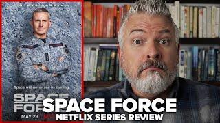 Space Force (2020) Netflix Original Series Review