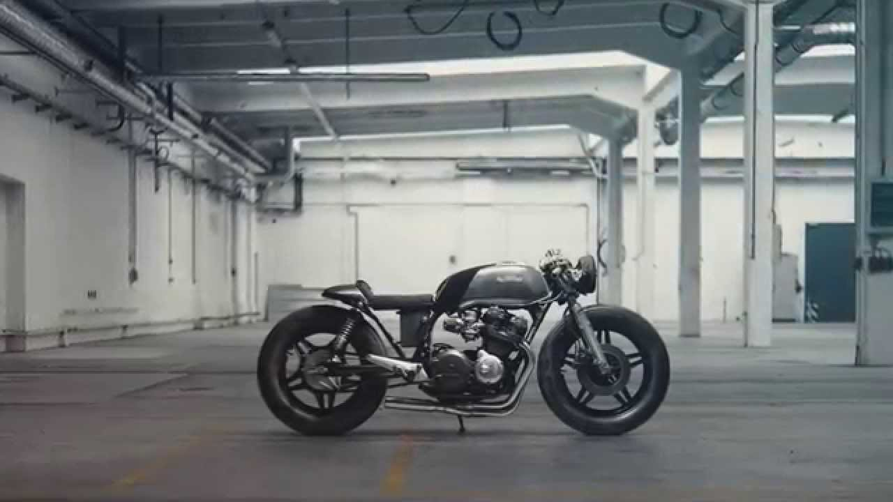 Cafe Racer (Honda CB 750 by Hookie Co)