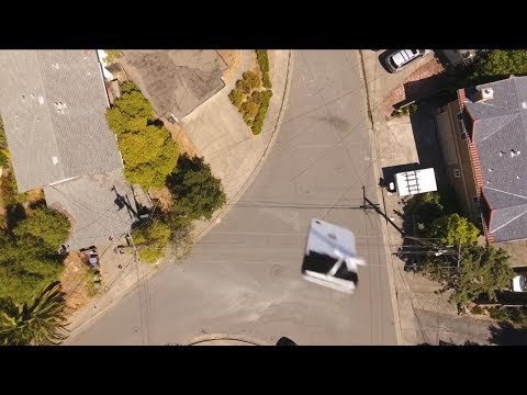 iPhone 4S EXTREME drop test from 200ft with a drone!