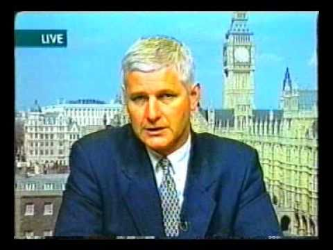 Death of Princess Diana reported on RTE News, August 31st 1997