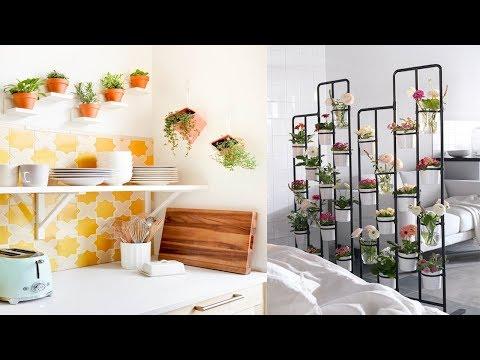 Indoor Apartment Gardening Decor Ideas