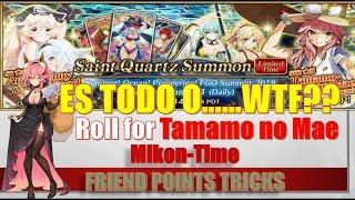 FGO] **GACHA ROLL FOR Tamamo-no-Mae (Lancer)** LAST