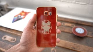 The Ultimate Iron Man S6 edge Review!
