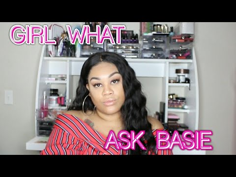 MOVED IN TOGETHER AFTER 2 MONTHS OF DATING | #ASK BASIE