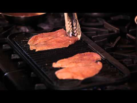 How To Grill Chicken Breasts with Chef Eric Crowley