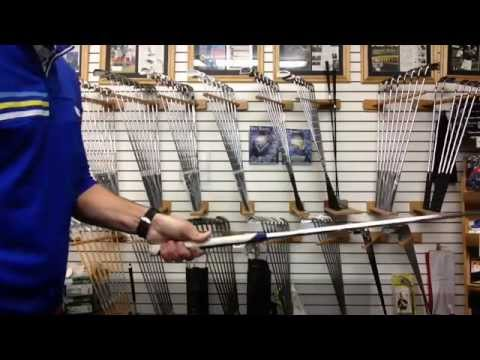 Getting fitted for golf grips - Fitted grips = Better golf swing