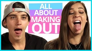 MAKING OUT FOR THE FIRST TIME | LET